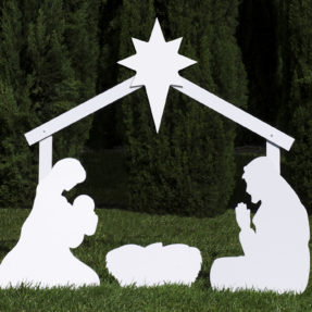 Holy Family Nativity Sets for Sale at Outdoor Nativity Store